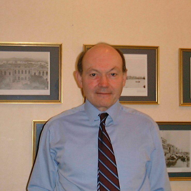 Profil - Bill Frost